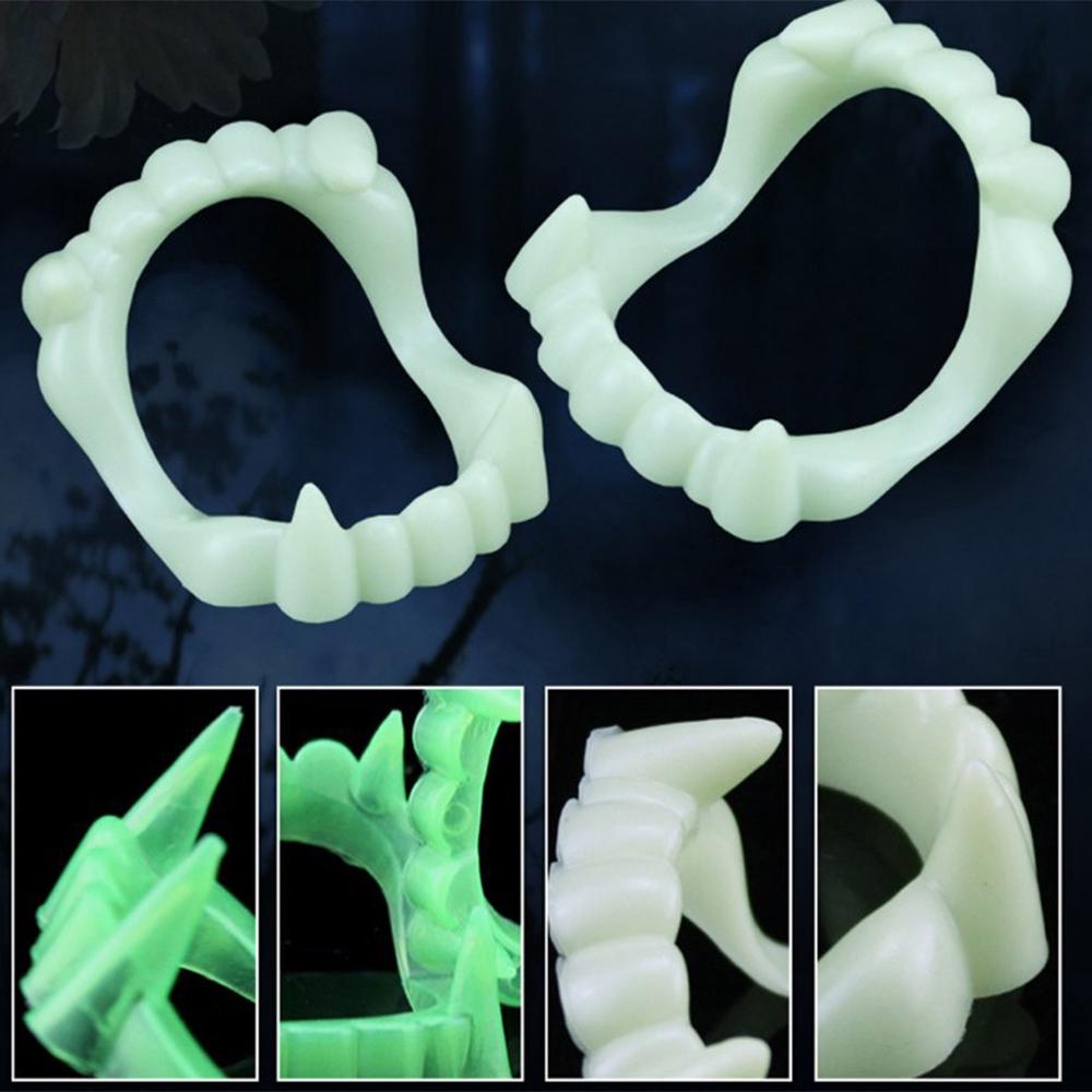 Răng ma cà rồng giả dạ quang ngộ nghĩnh