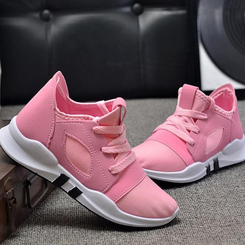 Giày thể thao nữ - MS4 - màu hồng