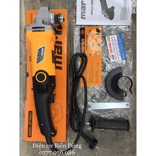 Máy mài góc đuôi dài 1 tấc MARTIN 950W chuyên dùng để mài và cắt sắt, tường, gỗ, tôn.