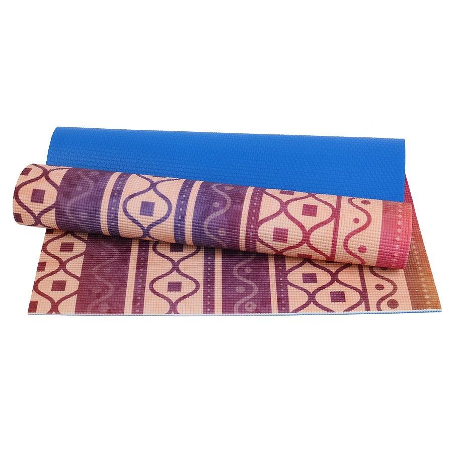Thảm Yoga PU hoa văn Mỹ Thuật Relax 2 Da 6mm (RHV3) - 3090048 , 580574013 , 322_580574013 , 660000 , Tham-Yoga-PU-hoa-van-My-Thuat-Relax-2-Da-6mm-RHV3-322_580574013 , shopee.vn , Thảm Yoga PU hoa văn Mỹ Thuật Relax 2 Da 6mm (RHV3)