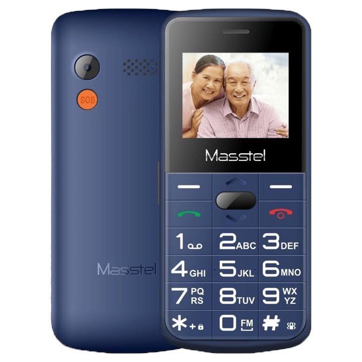 điện thoại Masstel A250, FAMI 9 DÀNH CHO NGƯỜI GIÀ loa to,chữ to,pin khỏe - Hãng phân phối chính thức