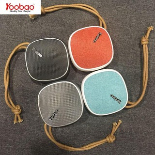 [Mã ELFLASH5 giảm 20K đơn 50K] Loa Bluetooth Yoobao Mini-speaker M1