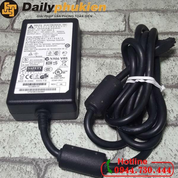 Adapter nguồn Cisco 5.2V 4400mA 12V 560mA