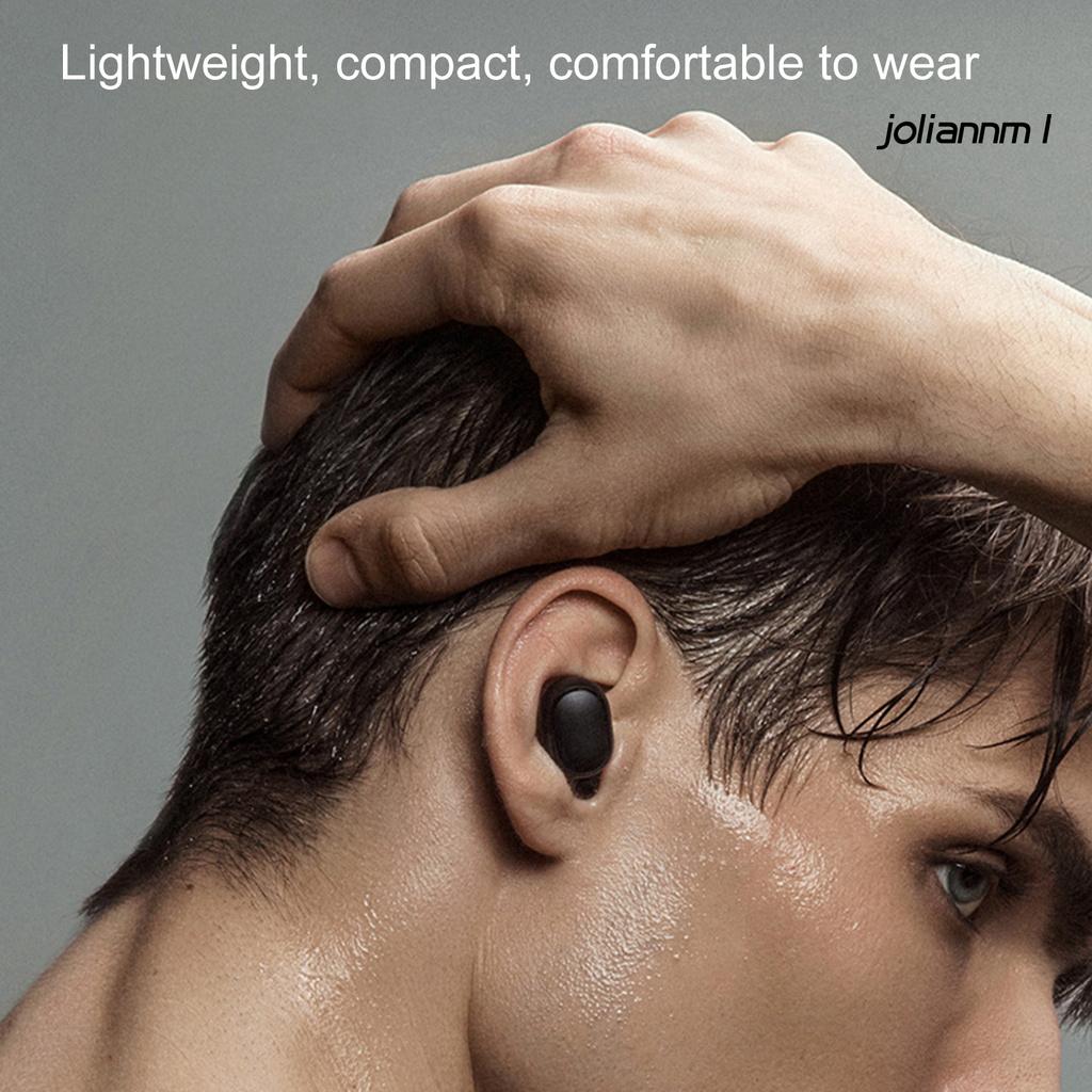 Tai Nghe Nhét Tai Không Dây Tws Bluetooth 5.0 Chống Ồn