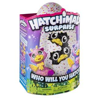 Trứng Hatchimals to (1 trứng có hai con)