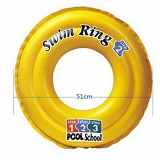 Phao nổi tập bơi Intex giúp bé tập bơi tại nhà sạch sẽ không cần ra hồ bơi dơ bẩn TP60138
