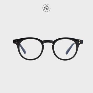 Gọng kính mắt thời trang nam nữ ANNA dáng tròn cá tính chất liệu nhựa dẻo A00251