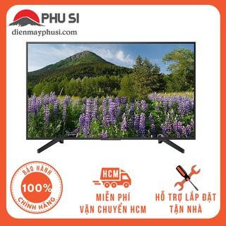 [Mã ELMSHX03 hoàn 6% xu đơn 2TR] [Giao HCM] 49X7000G - Smart Tivi Sony 4K 49 inch KD-49X7000G - Hàng chính hãng thumbnail