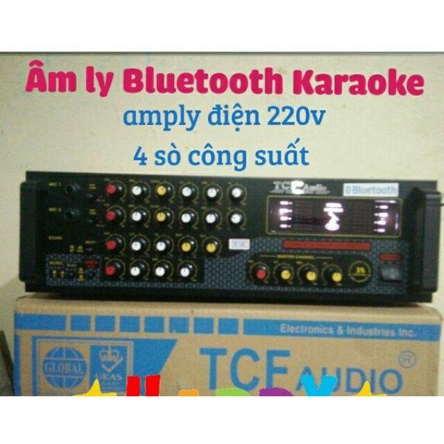 Amply Bluetooth Karaoke