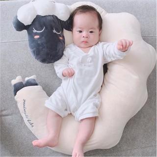 (Made in Korea) Gối cừu chữ C đa năng Goodnight Baby Hàn Quốc -chính hãng