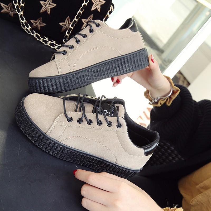 Giày ulzzang phong cách hàn quốc- A116 [HÀNG ORDER]