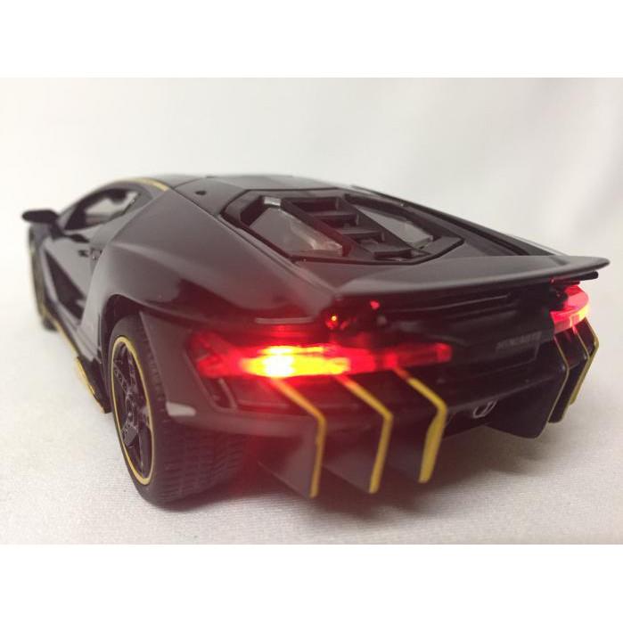 Mô hình đồ chơi xe Lambor Centenario 1:32
