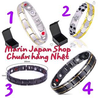 Vòng tay ổn định điện tích và điều hoà huyết áp trong cơ thể hàng Nhật Bản