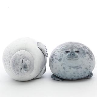1pc Soft 30-80cm Soft Sea Lion Plush Toys Sea World Animal Seal Plush Stuffed Doll Baby Sleeping