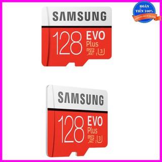 Sản phẩm Sản phẩm thẻ nhớ Samsung Micro SDXC128G – Chính hãng bảo hành 10 năm .