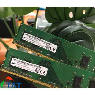 RAM PC 4GB DDR4 3200MHz Micron 1.2V PC4-3200 Udimm Chính Hãng thumbnail