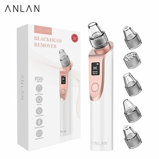 ANLAN Blackhead Vacuum Suction Deep Cleaner Beauty Tool