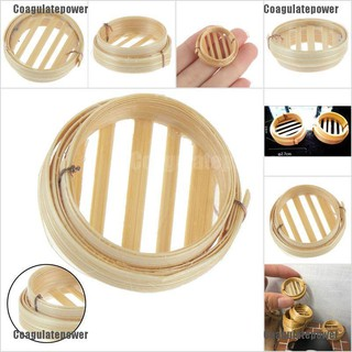 Coagulatepower Toy for kid children cooking simulation steamer cookware doll house food plastic