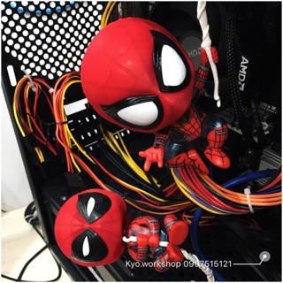Mô hình Chibi Spiderman Marvel