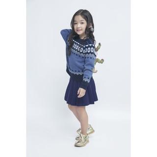 IVY moda Áo len bé gái MS 58G0193