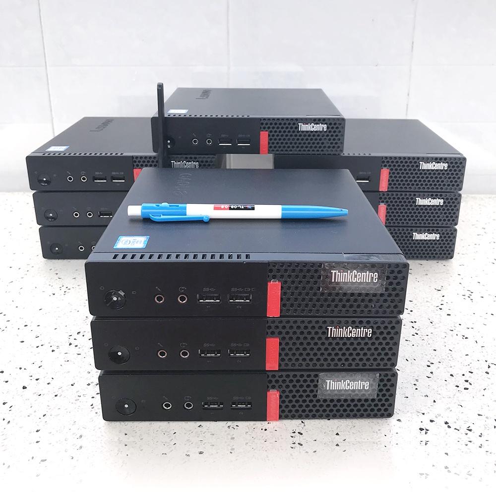 [Đúng hình] Lenovo Thinkcentre M710q M910q mini PC i7 8750H 8850H 6 nhân 12 luồng (QNVH QNCT)