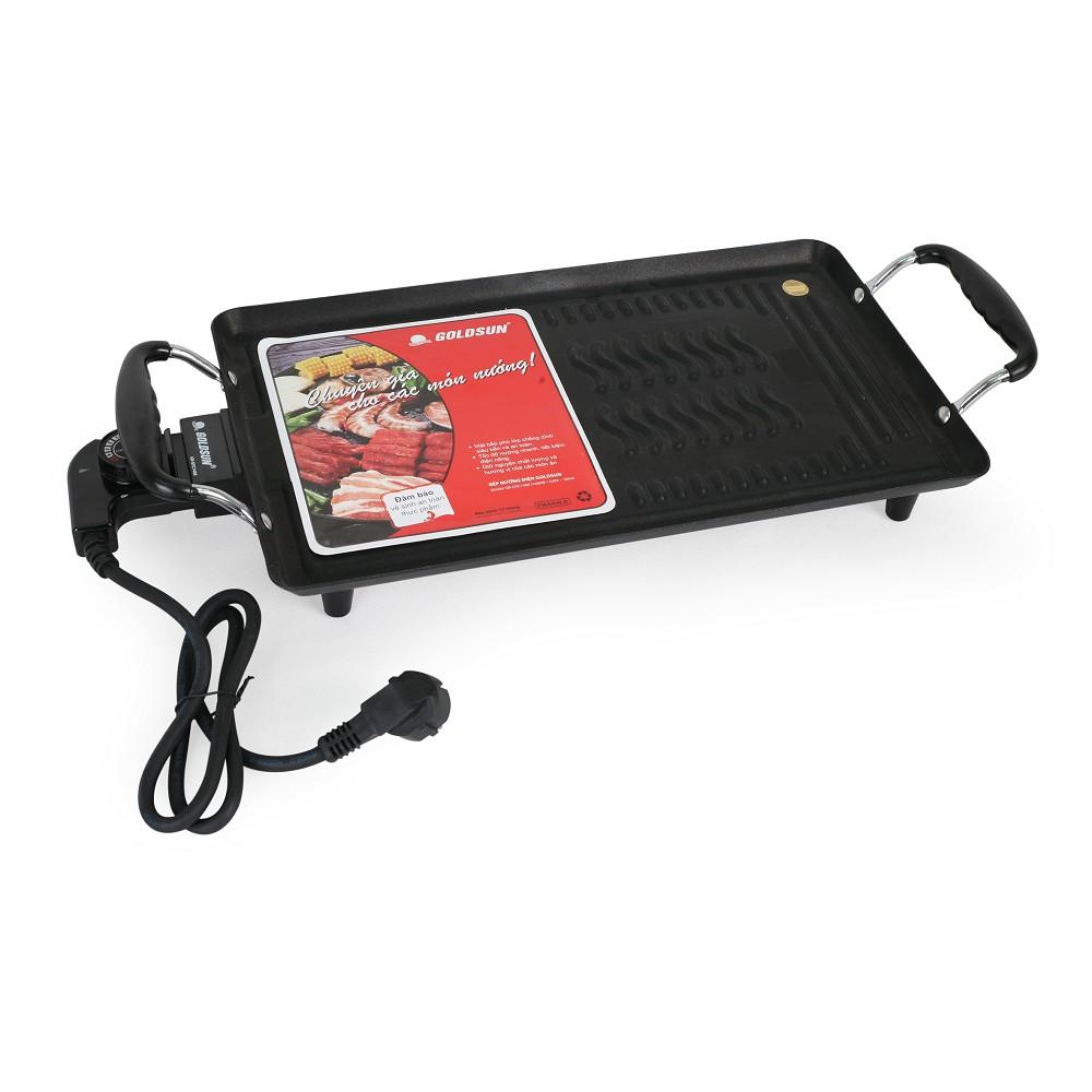 Bếp nướng điện Goldsun GR-GYC 1400 - 2814846 , 194014550 , 322_194014550 , 678000 , Bep-nuong-dien-Goldsun-GR-GYC-1400-322_194014550 , shopee.vn , Bếp nướng điện Goldsun GR-GYC 1400