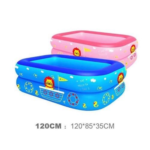Bể bơi trẻ em – Bể bơi trẻ em 120x 85 x 35cm