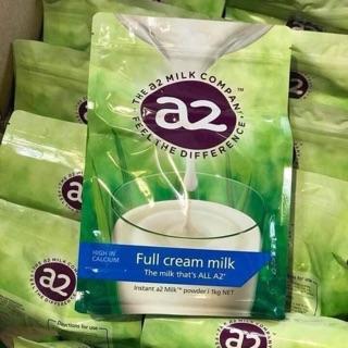 Sữa bột a2 nguyên kem 1kg úc thumbnail