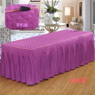 Ga bọc giường spa ( hàng có sẵn )
