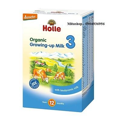 Sữa organic hữu cơ siêu sạch Holle số 3 - 600g - 2436707 , 170125432 , 322_170125432 , 500000 , Sua-organic-huu-co-sieu-sach-Holle-so-3-600g-322_170125432 , shopee.vn , Sữa organic hữu cơ siêu sạch Holle số 3 - 600g