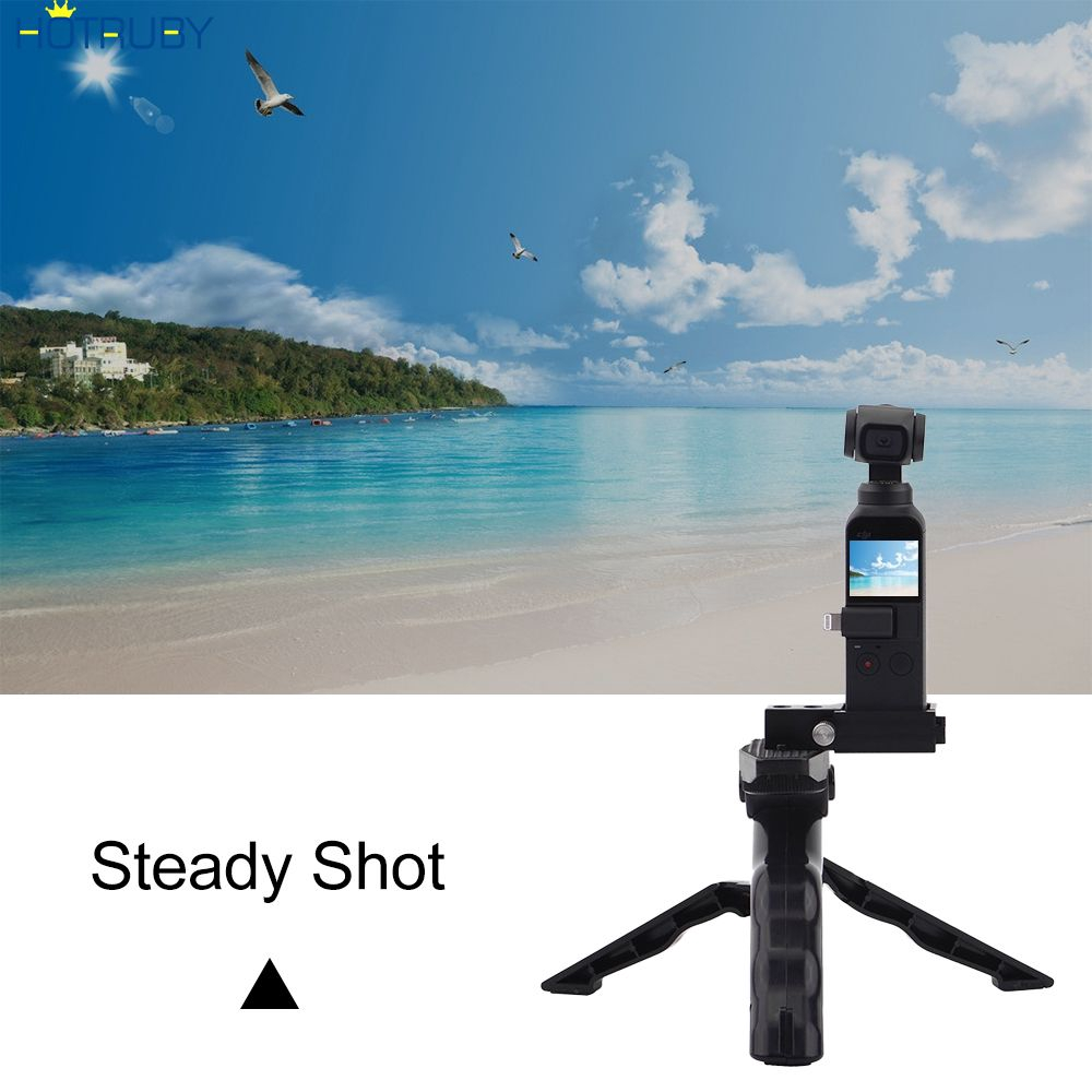Hot For DJI OSMO Pocket Extended Camera Tripod Bracket Mount - 14391078 , 2473351468 , 322_2473351468 , 225400 , Hot-For-DJI-OSMO-Pocket-Extended-Camera-Tripod-Bracket-Mount-322_2473351468 , shopee.vn , Hot For DJI OSMO Pocket Extended Camera Tripod Bracket Mount