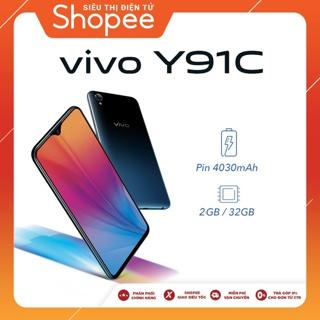 Điện Thoại Vivo Y91C 2Gb + 32Gb - Hàng Chính Hãng