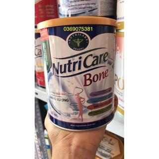 Sữa bột Nutricare Bone Mới phòng loãng xương cải thiện xương khớp thumbnail