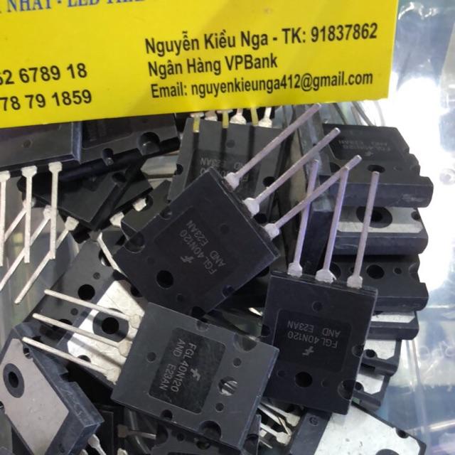 Sò transistor IGBT 40N120