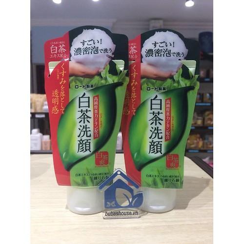 Sữa rửa mặt trà xanh Shirochasou 120g