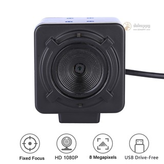 Aibecy Ultra HD Camera 1080P Computer Camera Webcam 8 Megapixels Fixed Focus 80 Degree Wide Angle Auto Focus Auto Exposure Compensation with Microphone Holder USB Plug & Play for Video Conference Online Teaching Chatting Live Webcasting