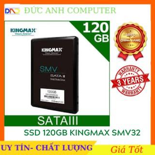 SSD KINGMAX 120GB Chính Hãng Viễn Sơn - Bảo Hành 3 Năm