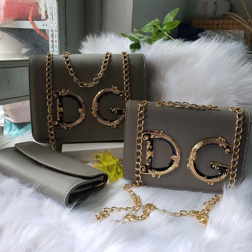 Combo bộ 3 túi xách nữ giá rẻ đẹp túi xách nữ thời trang hàng đẹp GSBO3DG SIÊU HOT