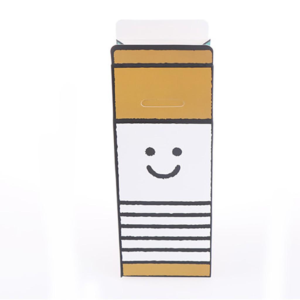 Coin Bank Cartoon Handmade DIY Paper Money Bank Box for Kids