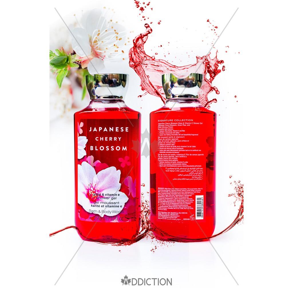 Sữa tắm Japanese Cherry Blossom - Bath & Body Works (295ml) - 3418457 , 717851196 , 322_717851196 , 190000 , Sua-tam-Japanese-Cherry-Blossom-Bath-Body-Works-295ml-322_717851196 , shopee.vn , Sữa tắm Japanese Cherry Blossom - Bath & Body Works (295ml)
