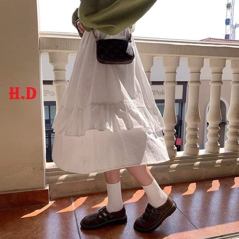 Chân váy 2 tầng HDA0221