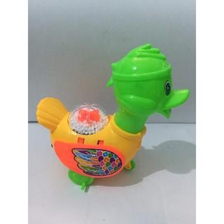 đồ chơi vịt chạy cót cho bé ( Giá sập sàn )