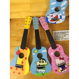 Đàn ghita gỗ