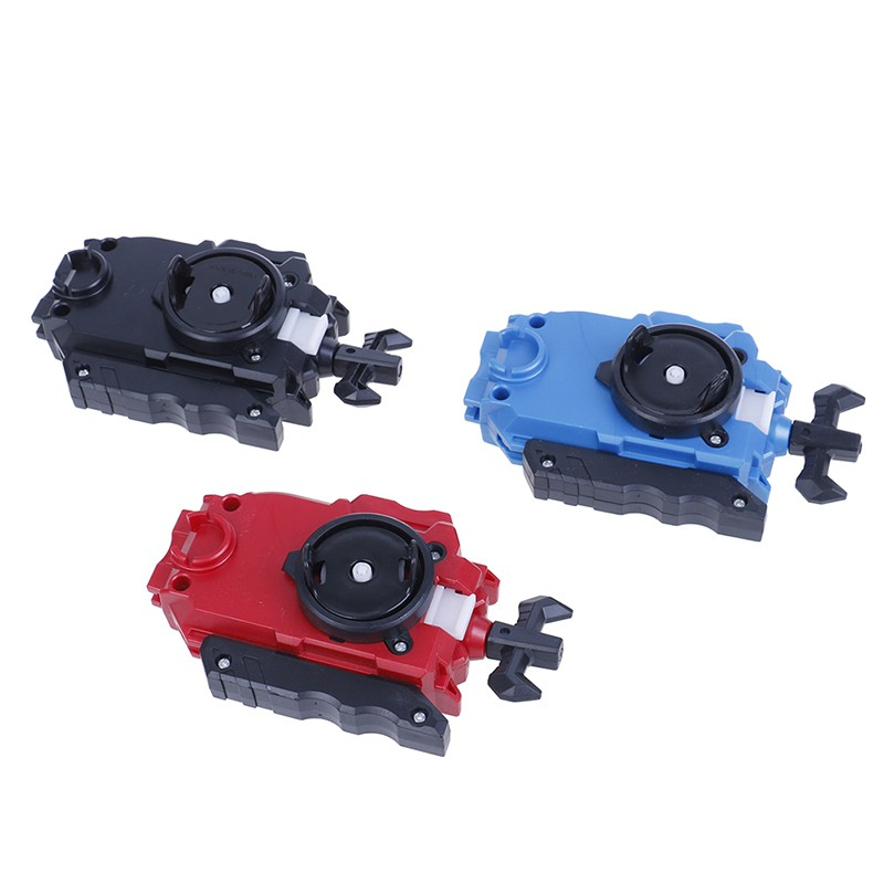 1x Beyblade launcher classic toy gyroscope emitter two-way wire launchers