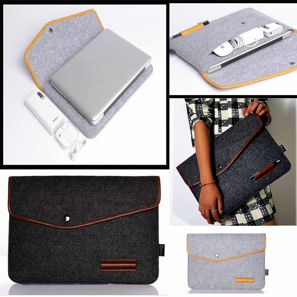 Laptop Notebook Sleeve Case Cover Bag For Apple 13.3 Giá chỉ 63.000₫