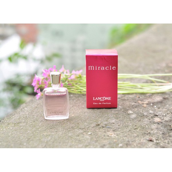 Nước Hoa Mini Lancome Miracle EDP 5ml