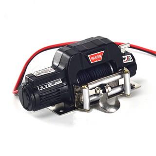 Bộ tời điện mini WARN lắp cho xe RC 1:10 & xe tải WPL 1:16