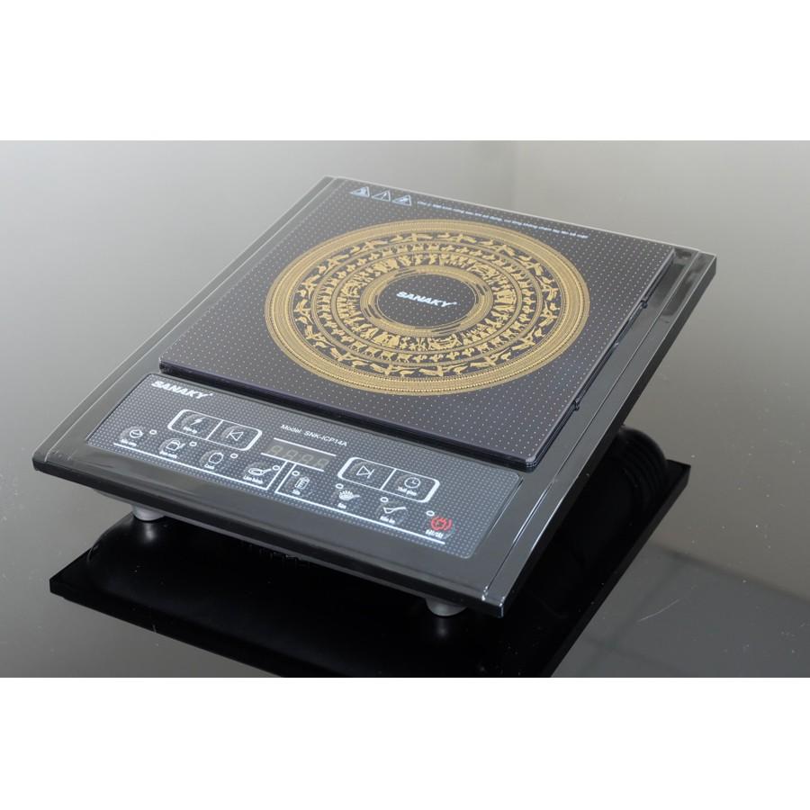 Bếp Từ đơn Sanaky SNK-ICP14A 1300W - Hàng Chính Hãng