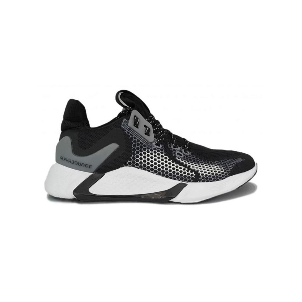 Giày thể thao Fitstore Alpha đen 2020 Nam nữ