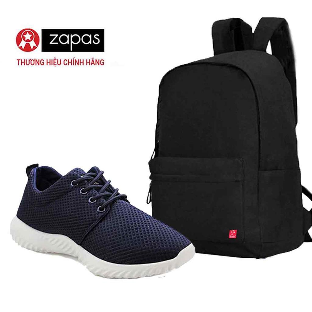 Combo Balo Classical BLL002 (Đen) + Giày Sneaker Thời Trang Zapas (Màu Xanh) - GS062 - 10033358 , 306332973 , 322_306332973 , 400000 , Combo-Balo-Classical-BLL002-Den-Giay-Sneaker-Thoi-Trang-Zapas-Mau-Xanh-GS062-322_306332973 , shopee.vn , Combo Balo Classical BLL002 (Đen) + Giày Sneaker Thời Trang Zapas (Màu Xanh) - GS062